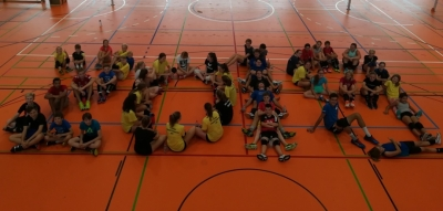 13. Esslinger Volleyball-Trainingscamp
