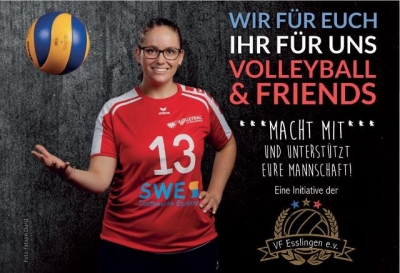 Volleyball&Friends Esslingen 2017/2018